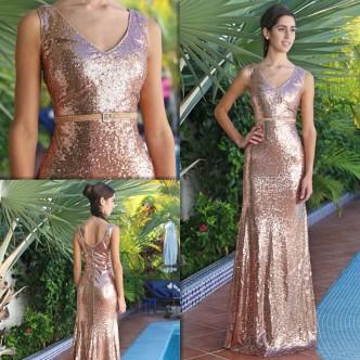 Vestido El Dorado