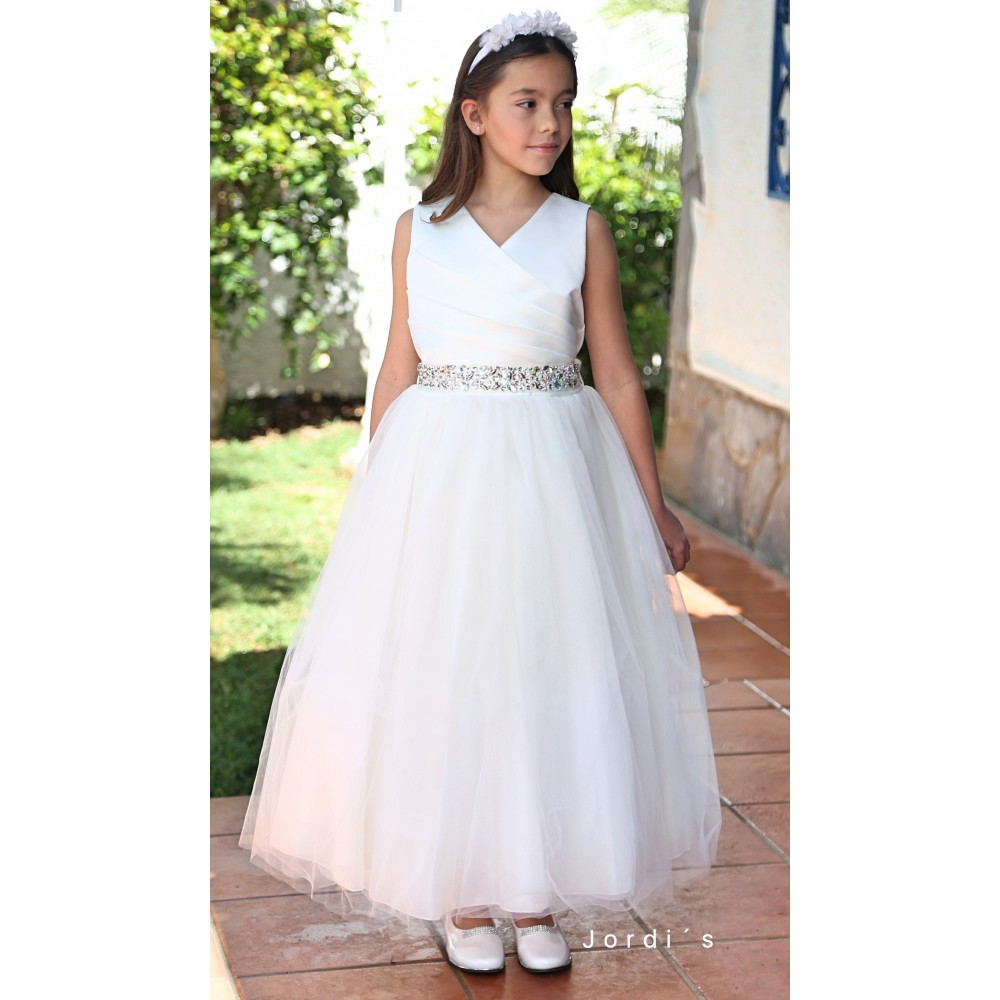 Vestido Comunión Princesa