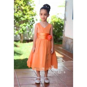 Vestido Niña Sencillez
