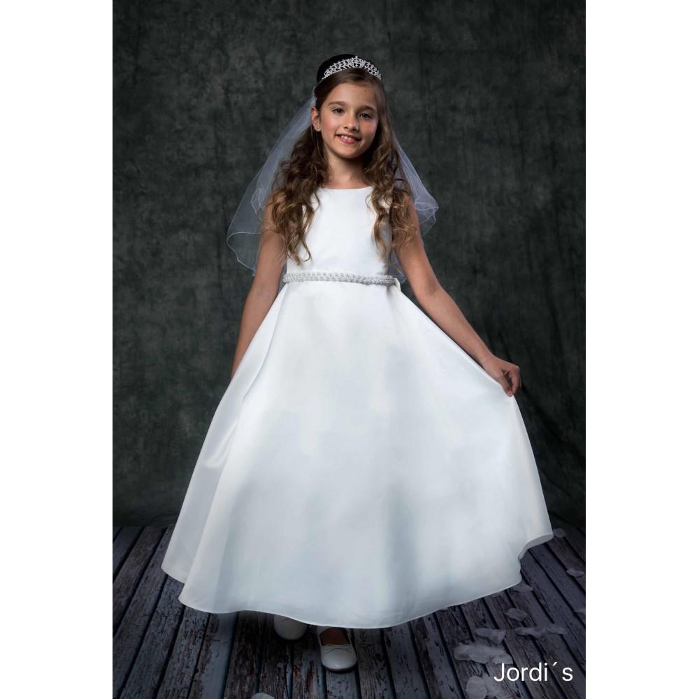 Vestido Elegancia Perlas