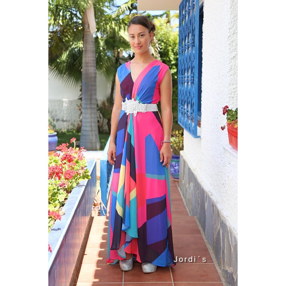 Vestido Colores