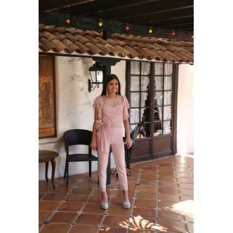 Mono Rosa Palo Volantes