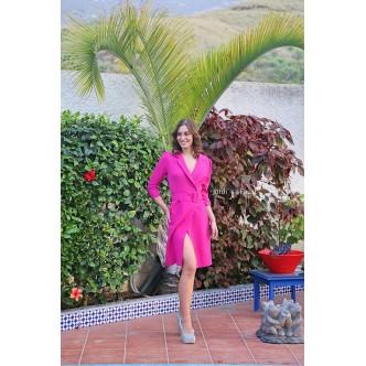 Vestido Coralina