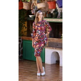Vestido Calabasas